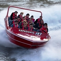 卡帕多奇亚户外活动:快艇(Jet Boat),贡多拉船(Go