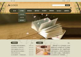 企业展示网站