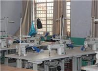 服装制作与工艺实训室