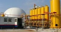 沼气提纯压缩CNG 双膜气柜 青岛超威特环保