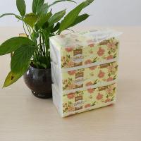 竹林雨原态面巾纸|软抽纸