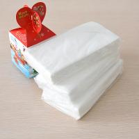 自产长包白包软抽纸