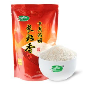 十月稻田 2015新米 长粒香大米 东北大米5kg