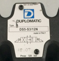 DS5-S3/12N-D24K1 Duplomatic 原�b正品
