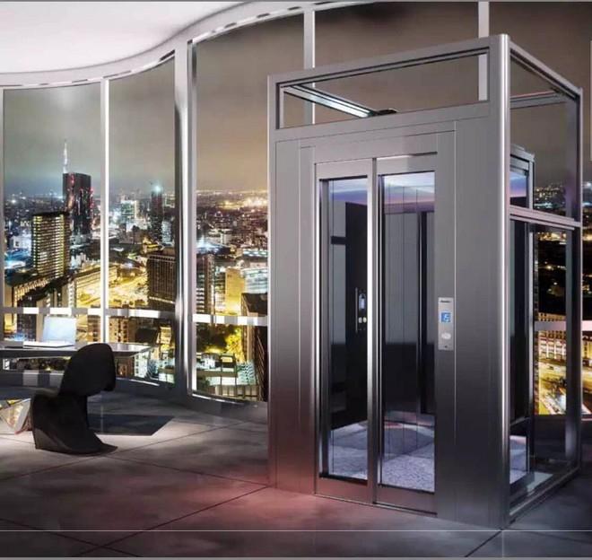 家装专用升降机 别墅电梯效果图