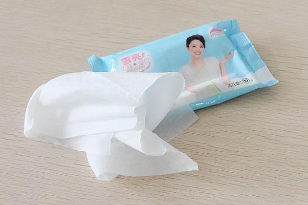 柔肤湿巾定制加工